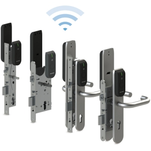 Assa Abloy Access Control's Aperio locking solution