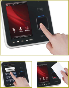 Biometric Reader Biostation T2