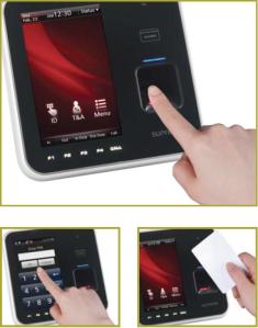 Biometric Reader Biostation T2