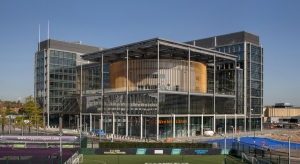 Brent Civic Centre: dubbed 'Britain's greenest building'