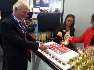 BSIA CEO James Kelly kick-starts celebrations marking the 20th Anniversary of the Trade Association's Export Council
