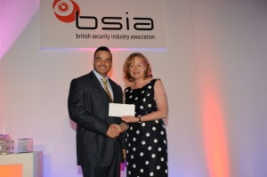 A representative from the IKEA Milton Keynes Team at VSG pictured with Baroness Smith