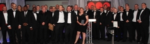 Proud winners of the Securitas Community Awards 2014