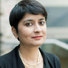 Shami Chakrabarti: director of Liberty