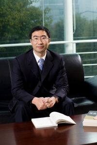 Zhu Jiangming: Dahua's executive vice-president and the principal inventor of the seminal HDCVI patents