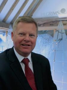Andrew Melvin: UK business development director at Pilgrims Group