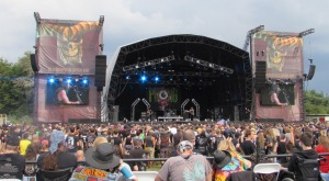 Heavy metal fanatics gather at Bloodstock 2014