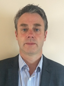 Eric Roberts: managing director of The Shield Group's Monitoring and Systems Division
