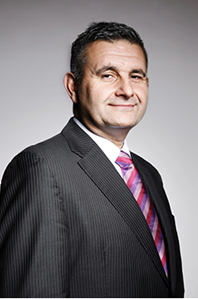 Gordon Brady: Chief Operating Officer at The Shield Group