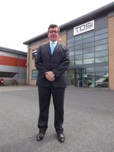 John Davies: md at TDSI and former chairman of the BSIA's Export Council