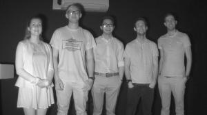 Raytec's new graduate recruits under IR