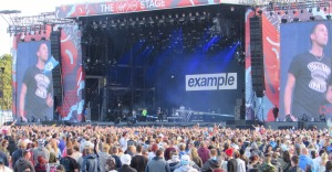 The 2014 V Festival proved a positive experience for event security specialist Showsec