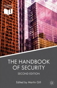 The Handbook of Security: now in its Second Edition