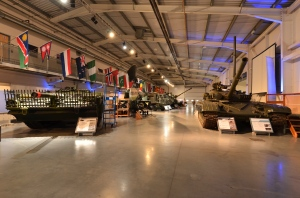 Challenging cyber attackers in among the tanks at Shrivenham