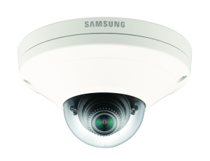 Samsung Techwin's SNV-6013 camera