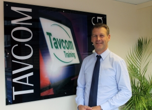 Chris Pinder: joining the team at Tavcom Training