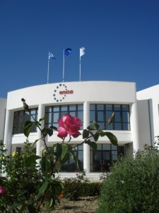 ENISA's headquarters in Greece