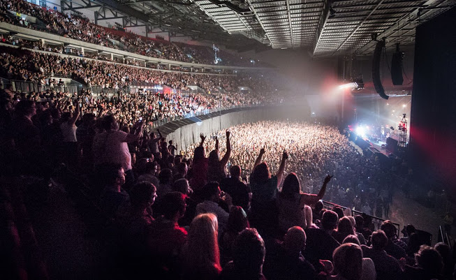 Showsec Helps Put Leeds First Direct Arena On The Venue