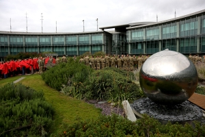 GCHQ has a long history of supporting the military stretching back to 1914