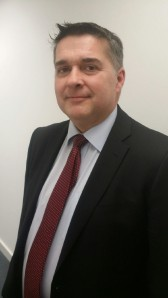 Paul King: new regional director at The Shield Group