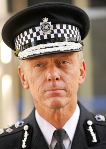 Sir Bernard Hogan-Howe: Commissioner of the Metropolitan Police Service