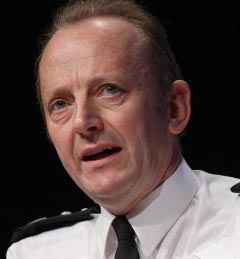 Sir Hugh Orde OBE QPM: standing down as President of ACPO