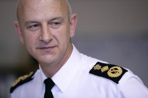 Adrian Leppard: City of London Police Commissioner