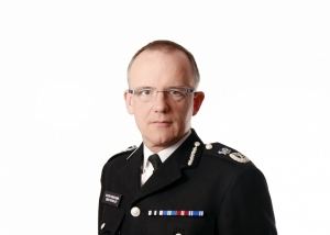 Metropolitan Police Service Assistant Commissioner Mark Rowley