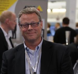 Per Björkdahl: chairman of the ONVIF Steering Committee