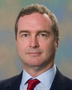 Robert Hannigan: the new Director of GCHQ