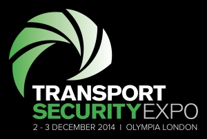 Transport Security Expo 2014 runs at London's Olympia from 2-3 December