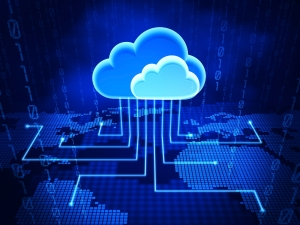 How will the electronic access control industry embrace the cloud in the coming years?