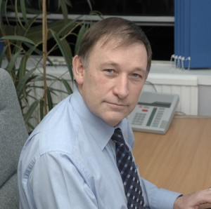 Alex Carmichael: the new CEO at the SSAIB