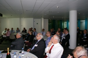 The CSL DualCom Insurers' Forum proved popular with delegates