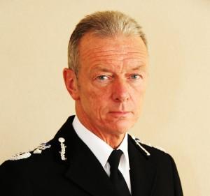 Sir Bernard Hogan-Howe: Commissioner of the Metropolitan Police Service