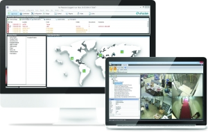 The collaboration brings together Salto's Virtual Network with Maxxess' eFusion universal security management software to deliver a powerful integrated platform for managing both online and offline access points