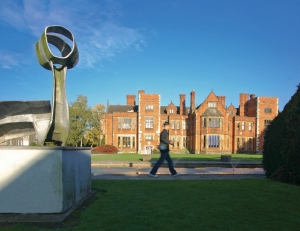 Heslington Hall (copyright: The University of York)
