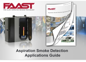 The FAAST Aspiration Smoke Detection Appications Guide produced by Honeywell