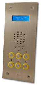 The new Videx access control solution