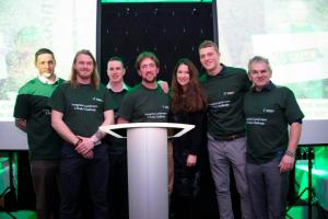 Members of the Intrepid Integritas Three Peaks Challenge Team