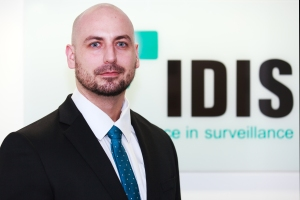 Lukasz Pitera: joining the team at IDIS Europe