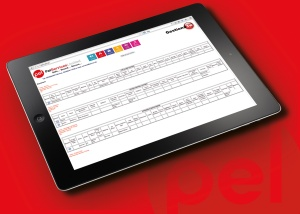 PEL Services' Maintenance web portal for customers