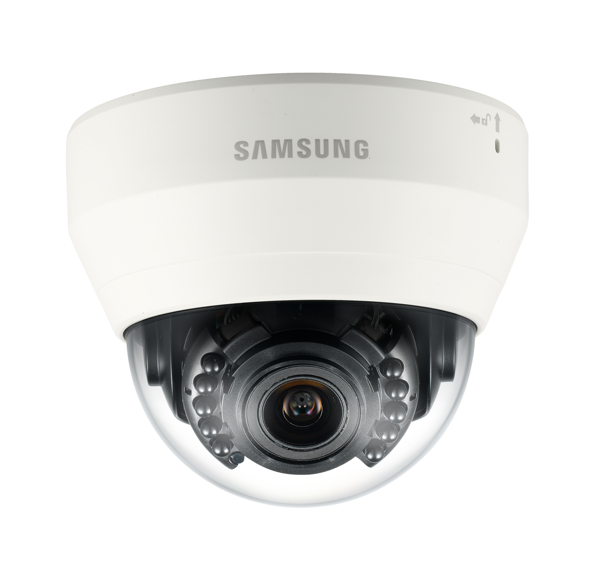 samsung techwin launches wisenet lite security camera. Black Bedroom Furniture Sets. Home Design Ideas