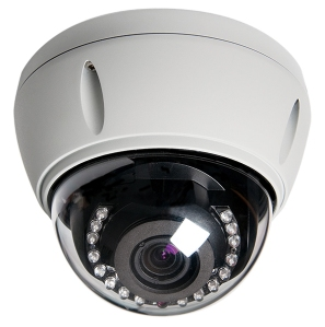 The new Vista VK2-3MPVRDIR3V9F vandal-resistant dome camera