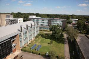 The Building Research Establishment's headquarters in Hertfordshire