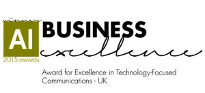 Catalyst Communications has won a prestigious category at the 2015 Business Excellence Awards