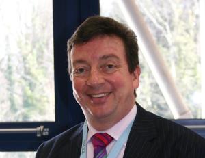 John Davies: managing director at TDSi
