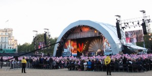 Showsec helped to make the special VE Day Anniversary celebrations in central London a great success