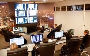 The SOT Control Room