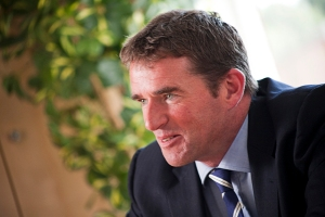James Condron: moving into a new role at CNL Software